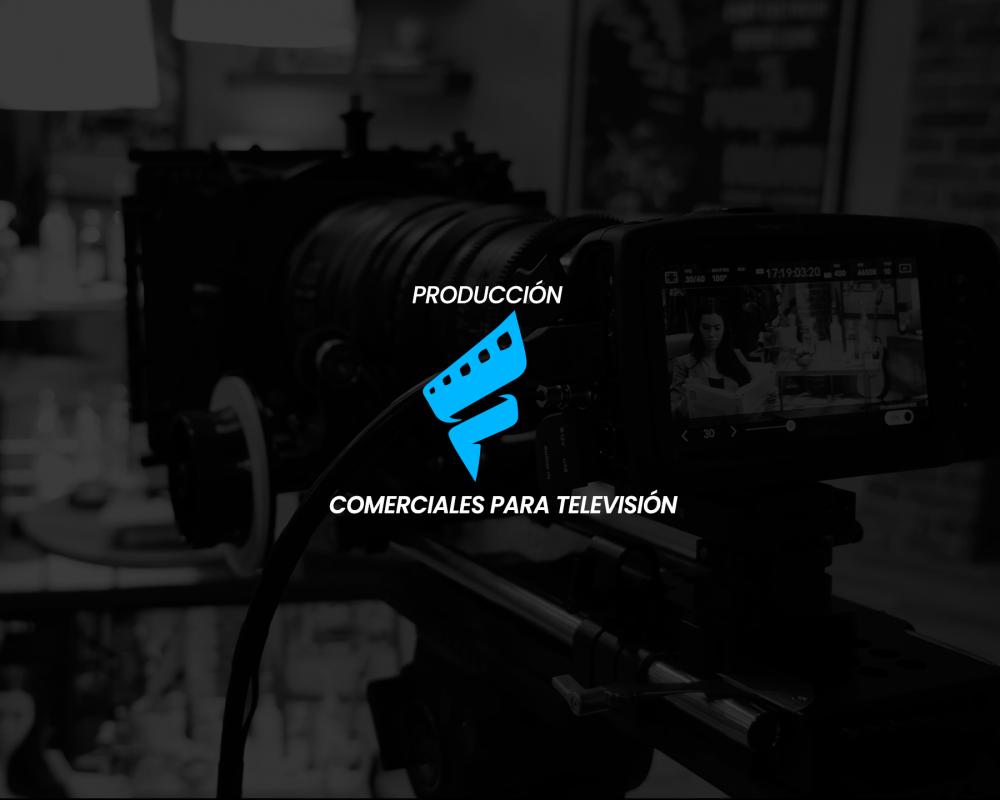 Producción Comerciales TV
