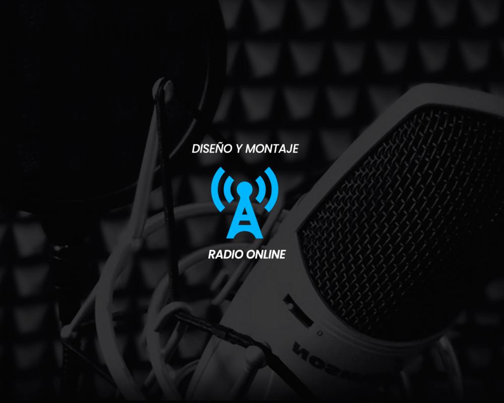 Diseño y Montaje Radio Online