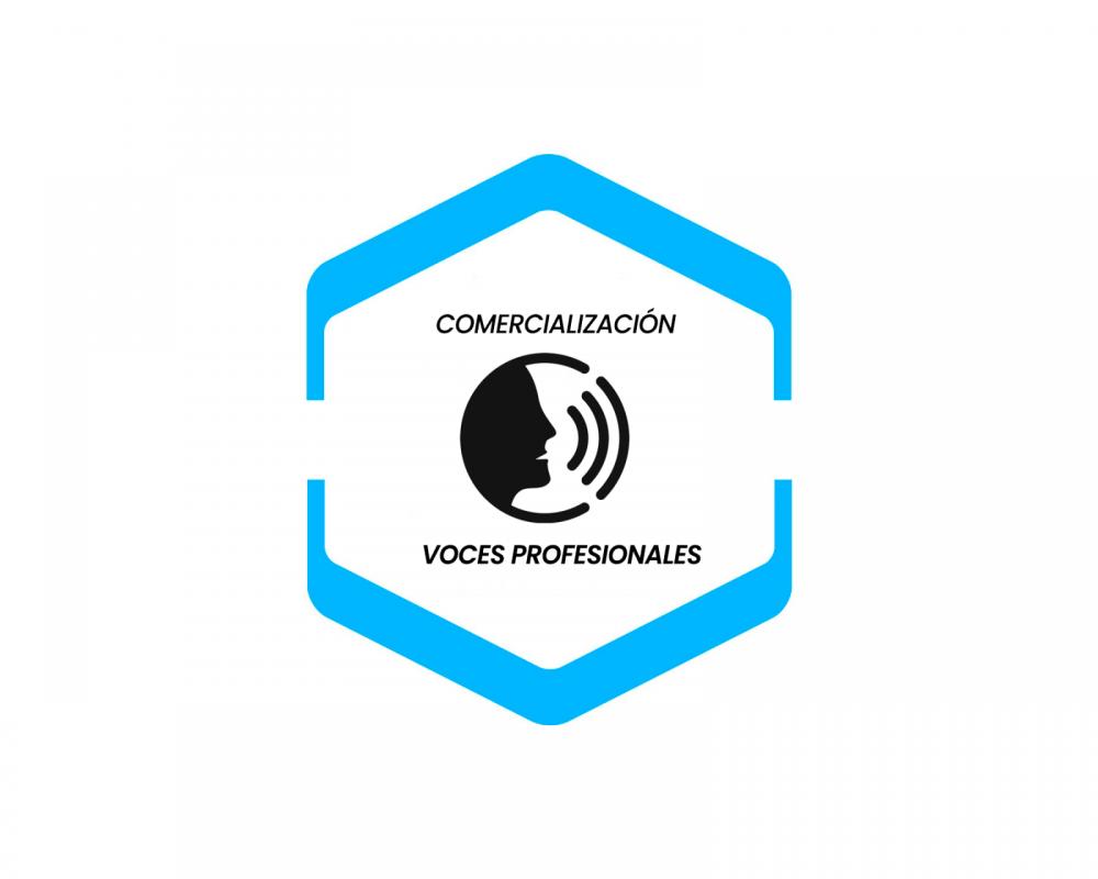 Comercialización de Voces Profesionales