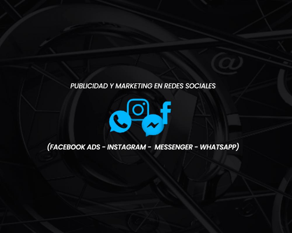 Publicidad y Marketing en Redes Sociales