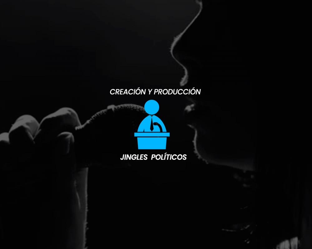 Creación y Producción Jingles y Canciones Políticas