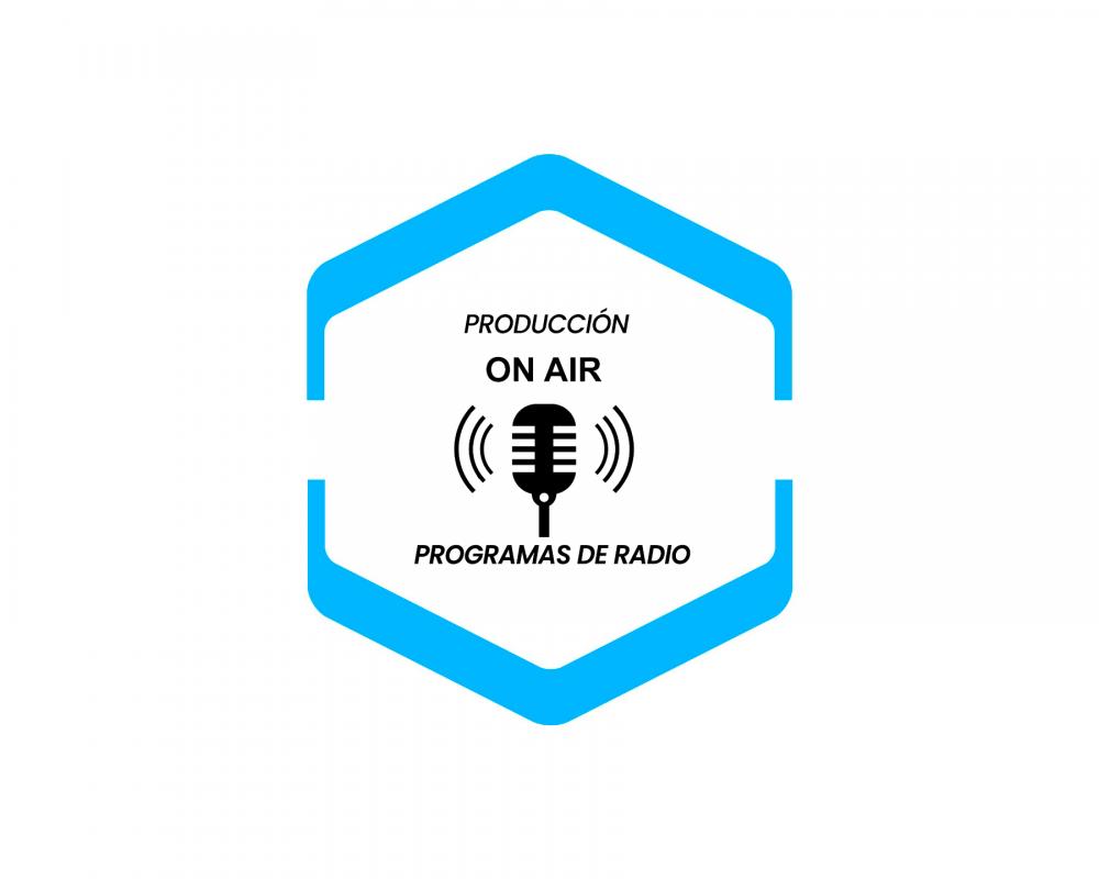 Producción Programas de Radio